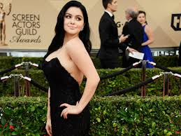 ariel winter writes essay on how breast reduction surgery was a  ariel winter writes essay on how breast reduction surgery was a life changing procedure the independent