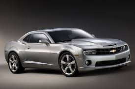 GM Releases the 1st Official Photo of the 2010 Chevy Camaro SS ...