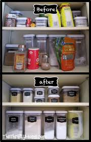 Kitchen Cupboard Organizing 17 Best Images About Get Organized On Pinterest Clean Kitchen