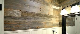 barn board wall decor
