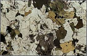 Rocks Under A Microscope