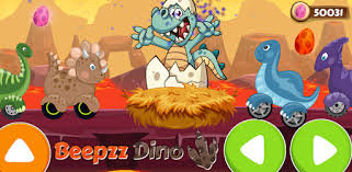 Racing game for Kids - Beepzz <b>Dinosaur</b> - Apps on Google Play