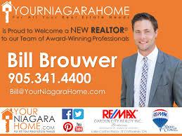 Announcement Bill Brouwer
