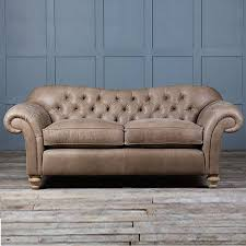 Old Sofa Old Bessie Leather Chesterfield Sofa By Authentic Furniture