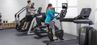 Upright Exercise Bikes For Commercial Gyms Life Fitness