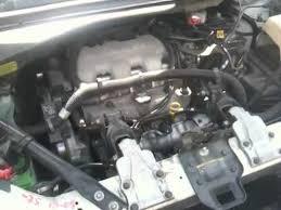 pontiac montana engine noise