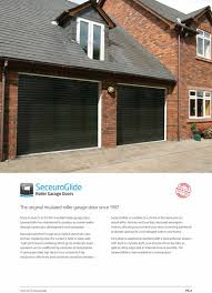 combining great design and exceptional build quality the seceuroglide range of garage doors are designed and manufactured in the uk and offer attractive