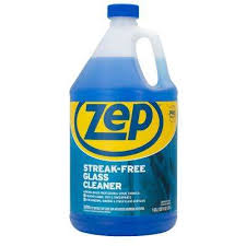 1 gal streak free glass cleaner
