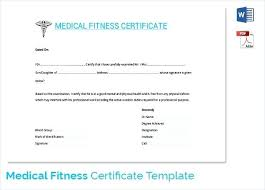 Medical Certificate Template Amazing Examples Of Executive Resumes Free Sample Medical Certificate Copy
