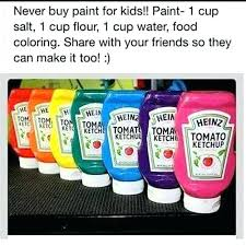 easy paint recipes your kids will go crazy for diy painting projects