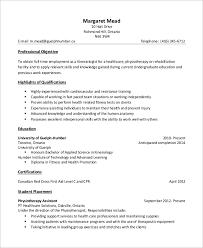 Personal Trainer Resume Custom 28 Sample Personal Trainer Resumes Sample Templates Sample Resume