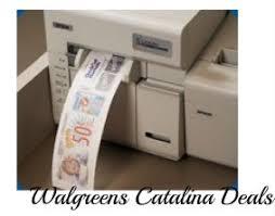 Walgreens Catalina Deals Catalina Offers Available At Walgreens