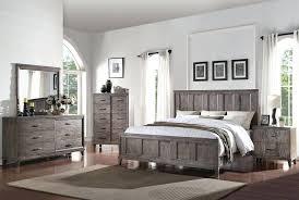 fascinating rustic grey bedroom furniture finish set king