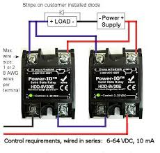 dual mosfet installation Solid State Time Delay Relay Wiring Diagram Omron Relay Wiring Diagram