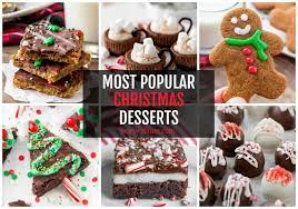 View top rated best christmas desserts recipes with ratings and reviews. 50 Best Christmas Desserts Cookies Cakes More Lil Luna