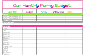 sample household budget household budget excel spreadsheet template household spreadsheet