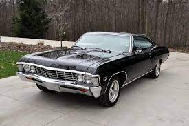 Chevrolet Super Sports Ranked Best To Worse Chevy Impala Chevrolet Impala 1967 Chevrolet Impala