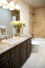 Stone Like Bathroom  BrightpulseusSpa Like Bathrooms Small Spaces