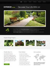landscaping templates free landscape design website templates free magdalene project org
