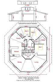 Octagon Houses And Octagonal Home Designs By Topsider HomesHexagon House Plans