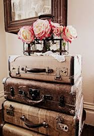 Suitcase Nightstand 33 best vintage bedroom decor ideas and designs for 2017 2637 by guidejewelry.us