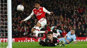 Arsenal v Leeds United Match Report, 1/6/20, FA Cup