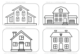 Acceptable Haunted House Coloring Pages A7312 Coloring Pages Of