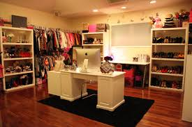 walk in closet office. Transform Your Closet Into A Home Office Walk In
