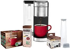 It's perfect for those who love their cup of joe brewed a particular way. Amazon Com Keurig K Supreme Plus C Single Serve Coffee Maker With 15 K Cup Pods Kitchen Dining