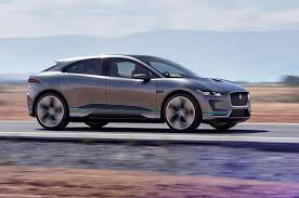 2018 jaguar jeep. Brilliant Jaguar 2018 Jaguar IPace Electric SUV Revealed For Jaguar Jeep