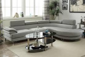 leather sectional sofas. Plain Sofas Valentina Grey Leather Sectional Sofa And Sofas O