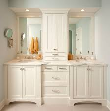 White Bathroom Cupboard Tall Bathroom Cabinets Free Standing Intercasherinfo