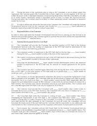 Consultant Agreement | Themindsetmaven