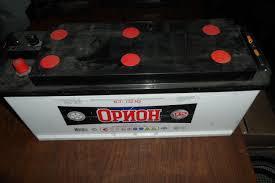 Автомобильный аккумулятор <b>Orion 6СТ</b>-132 (132 А/ч)