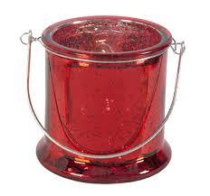 merc candle holder red jpg