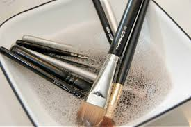 use of baby shoo pour a spoon of baby shoo in a lukewarm water mix it nicely and dip the brushes spin them so that the bristles are pletely wet