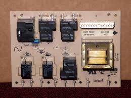 dacor relay control board 82837 100 00588 01 from a cpo130 single oven