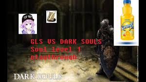 Great Lighting Spear Great Lighting Spear Plays Darksouls Base Level Play Through Part 6 Death Of Best Waifu