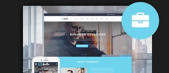 Small Picture 50 Best HTML Business Website Templates 2017