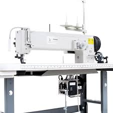 Industrial Sewing Machine Table With Servo Motor