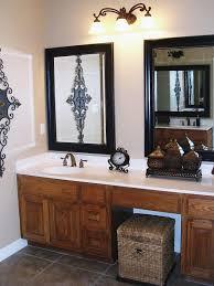 Bathroom Design Marvelous Custom Bathroom Mirrors Rustic