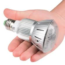Guard Dog Concealed Camera Led Light Bulb 707830 Security Cameras