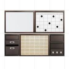 office wall organizer system. I Just Created My Own Daily System Set. Create Your Now At Potterybarn. Office Wall Organizer