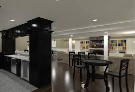Design Basement Simple Decorating