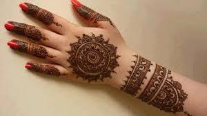 The Best Mehndi Design The Best Mehndi Designs For Hands Livinghours
