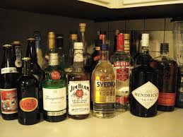 Alcohol Cabinet Not Your Parents Liquor Cabinet The Blind Leading The Blind