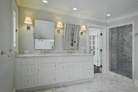 white bathroom floor: classic gray and white bathroom designs for gray and white bathroom