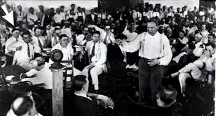 scopes trial essay evolution on trial science smithsonian choice  this week in history elvis debuts scopes trial begins and elvis debuts scopes trial begins and