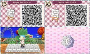 Animal Crossing Happy Home Designer Qr Codes Paths Animal Crossing New Leaf And Animal Crossing Happy Home