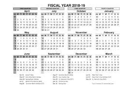 excel 2018 yearly calendar 2018 fiscal year calendar in word pdf excel format calendar office